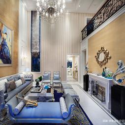 新古典客廳裝修設計