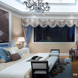 新古典客卧装修设计图