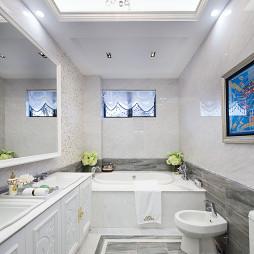 新古典卫浴设计