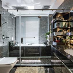 贝森公馆现代卫浴装修设计