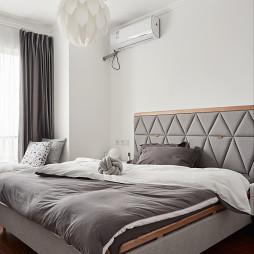 静谧与沉静的卧室设计