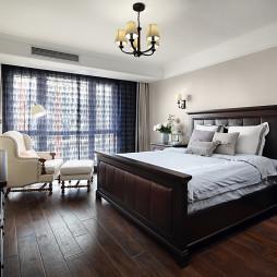 四居卧室装修设计图