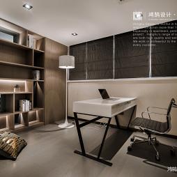 台式美学现代书房设计