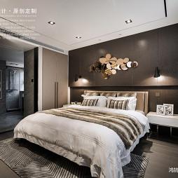 二居现代卧室设计