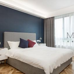 现代北欧卧室设计