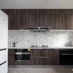 二居现代厨房设计