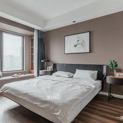 三居简约卧室设计