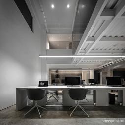开放式办公区域设计