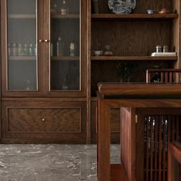 中式别墅橱柜设计
