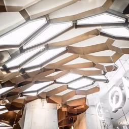 MQ studio吊顶设计