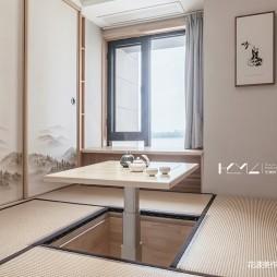 日式二居榻榻米设计图