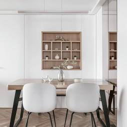日式二居餐厅设计