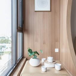 日式二居阳台设计