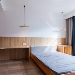 馨和园中式别墅卧室设计
