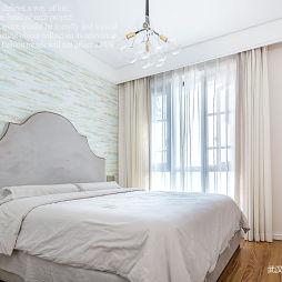 """""""粉""""高级的精装房卧室设计"""