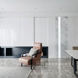现代四居客厅设计