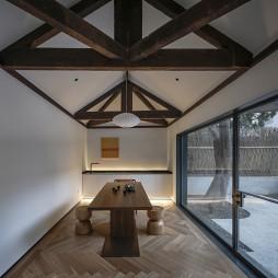 现代别墅茶室设计
