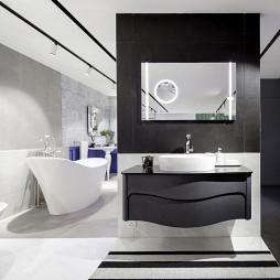 Colourliving展厅卫浴展示设计