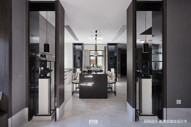 优雅中式西厨设计