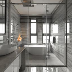 新古典豪宅卫浴设计