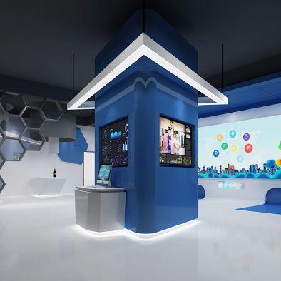 青島信息技術孵化基地展示中心_3439158
