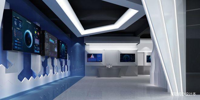 青島信息技術孵化基地展示中心_343