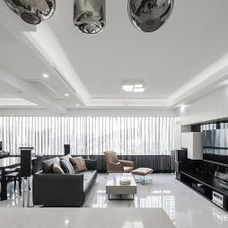 简约风三居客厅设计