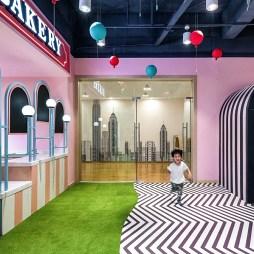 """""""梦境中的乐园""""幼儿园玩乐区设计"""