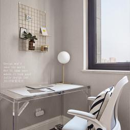 经典美式四居书房设计
