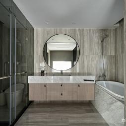 时尚个性现代卫浴设计