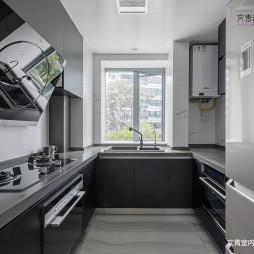 纯净现代厨房设计