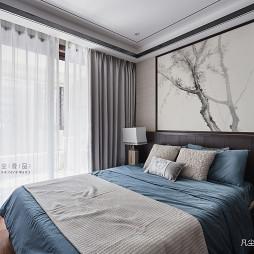 中式复式卧室设计
