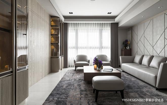 新古典豪宅客厅设计图