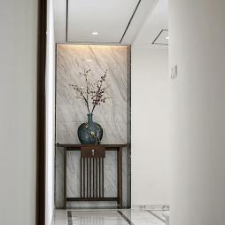 中式豪宅过道设计