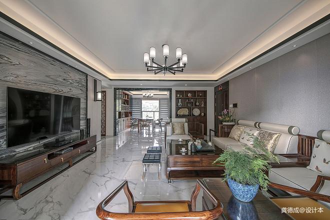 中式豪宅客厅设计