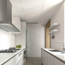 半岛城邦现代厨房设计