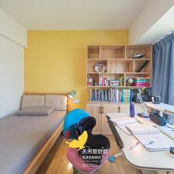 原色现代儿童房设计