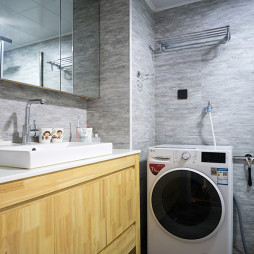 7度公寓简约卫浴设计