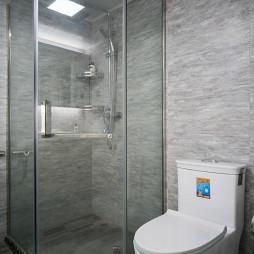 7度公寓简约卫浴设计图