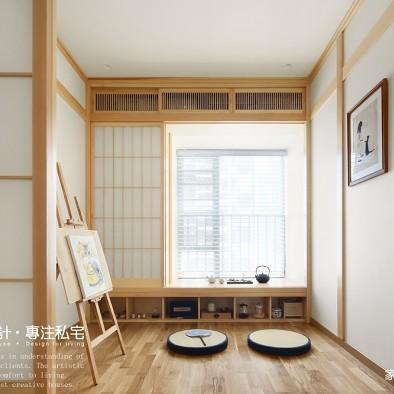 日式风格两居休闲区设计