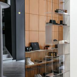 巴黎人展厅展示架设计