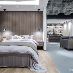 后山·云展厅卧室设计