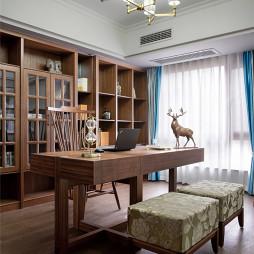 经典中式书房设计