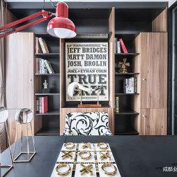 东南亚风格书房设计