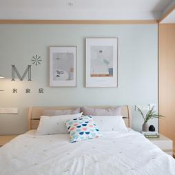 117m² 日式主卧室设计