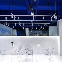 深海咖啡馆一层空间设计