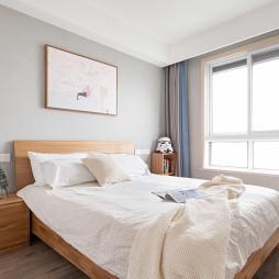 115㎡ 日式风格卧室设计