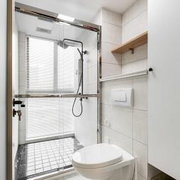 115㎡ 日式风格卫浴设计