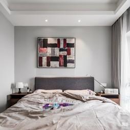 混搭两居卧室设计