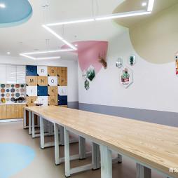 青岛博昱教育机构教室设计